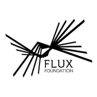 Flux logo wht
