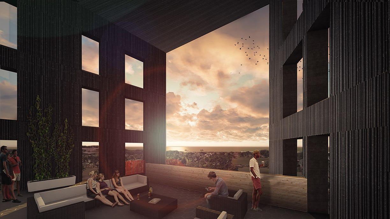 Architecture at zero piezein circuit roof deck terrace lo res