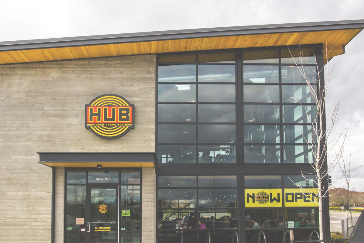 Hub van 1