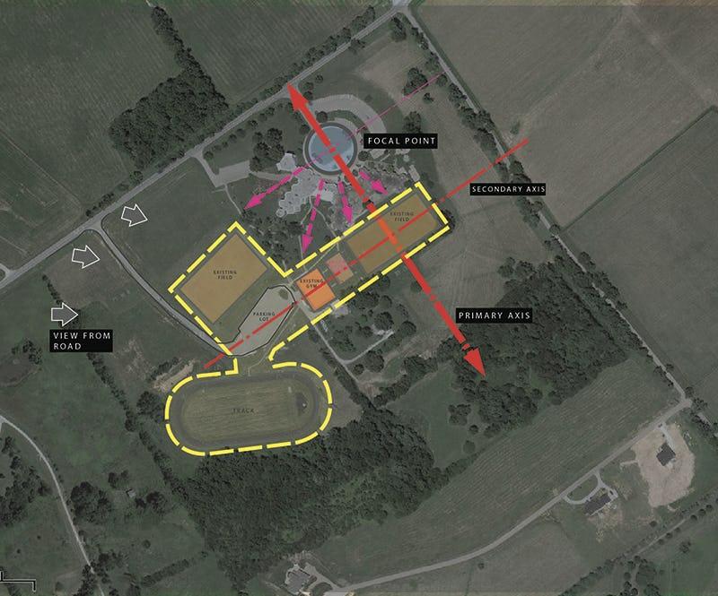 012 site plan diagram