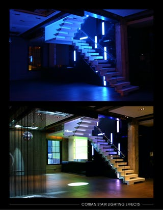 3 1004 1005stair lighting effects