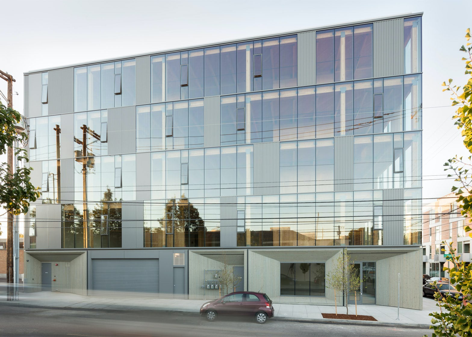 Framework worksarchitecture portland oregon usa cross laminated timber office building dezeen 1568 8