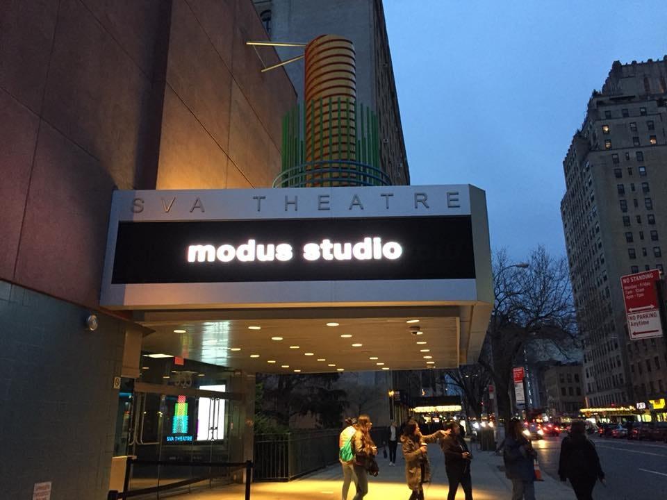 Modus studio emerging voices marquee