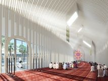 8 mosque
