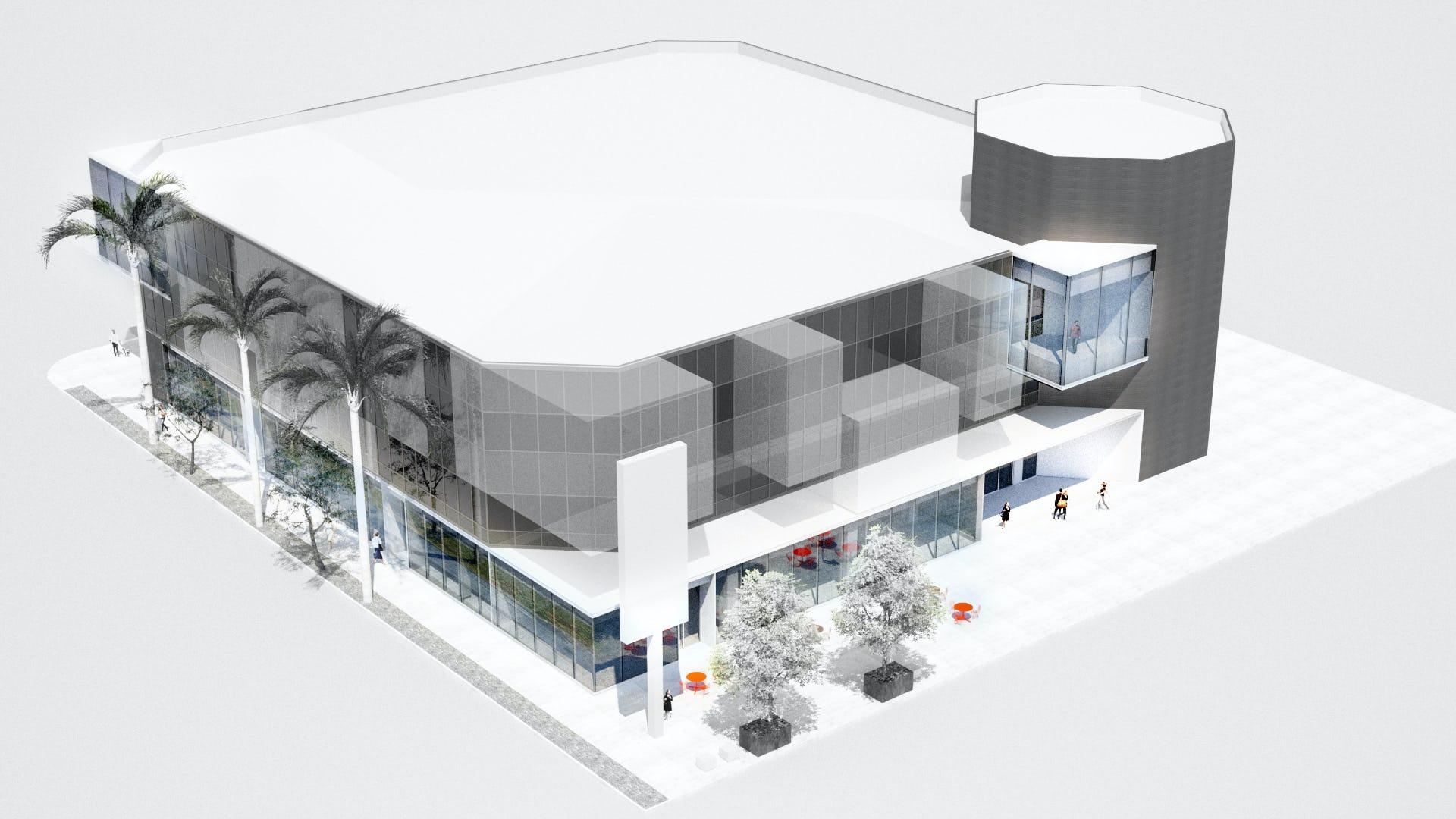 Lax rendering