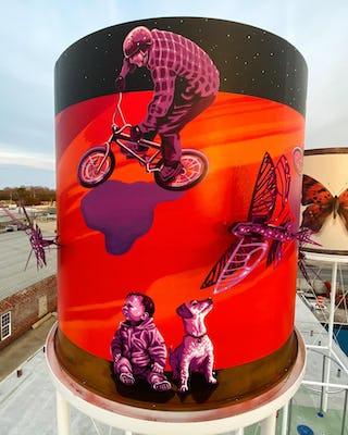 Modus studio railyard park murals 02