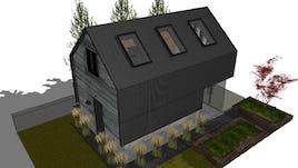 North45 architecture modern minimalist studio