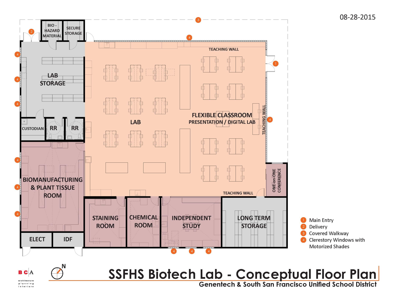 2015 08 28 ssfhs biotech lab conceptual plans page 3
