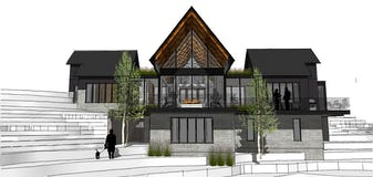 North45 house91 modern architect