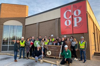 Modus studio ozark natural foods coop groundbreaking 01