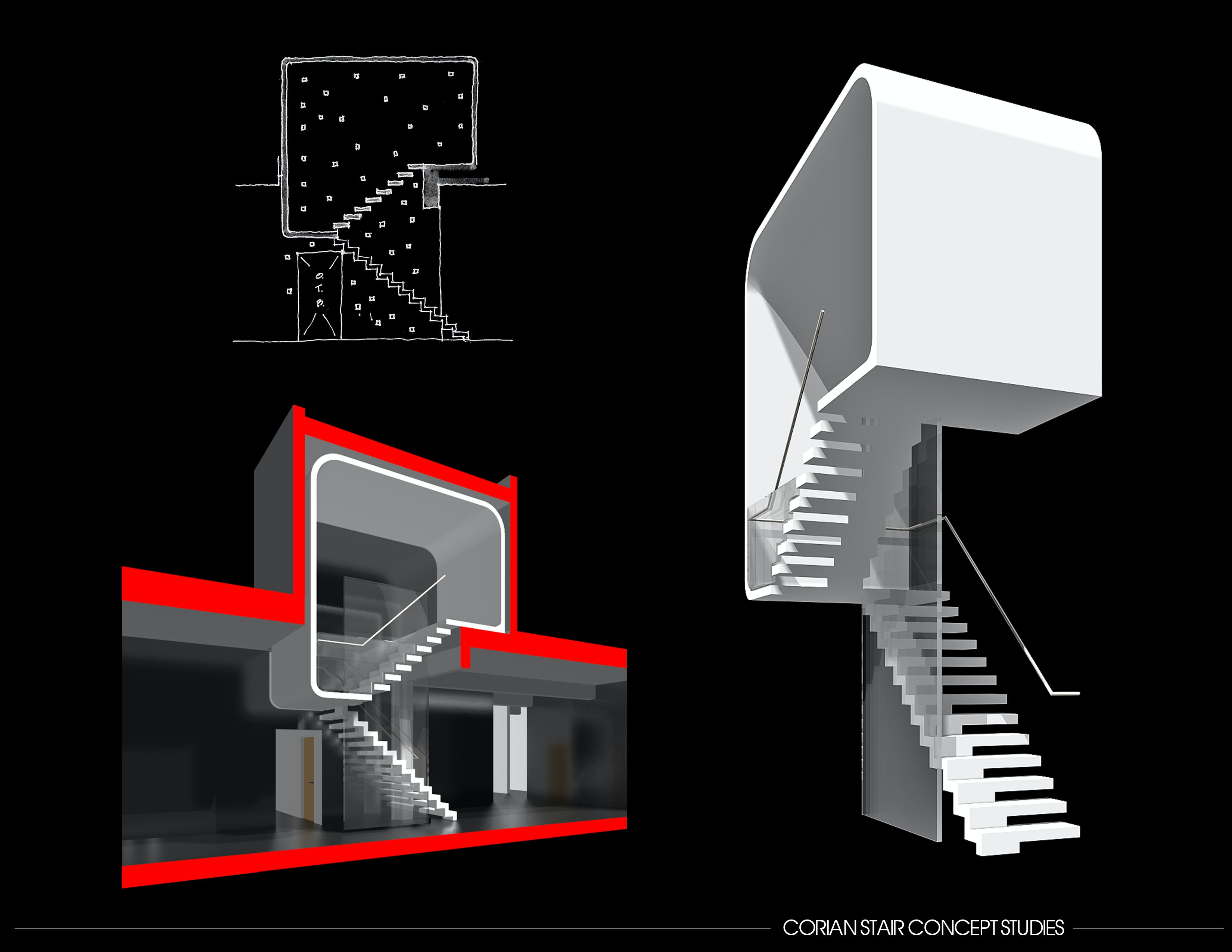 1004 1005stair concept