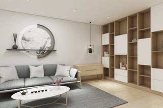 Iso ideas iiving room wood interior