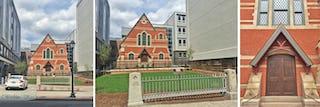 Trinity church tour composite