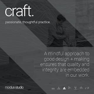 04 modus studio guiding principles craft