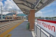 West Haven Train Station — Gregg Wies & Gardner Architects