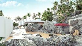 Hiriketiya boutique hotel view 11 architecture a designstudio