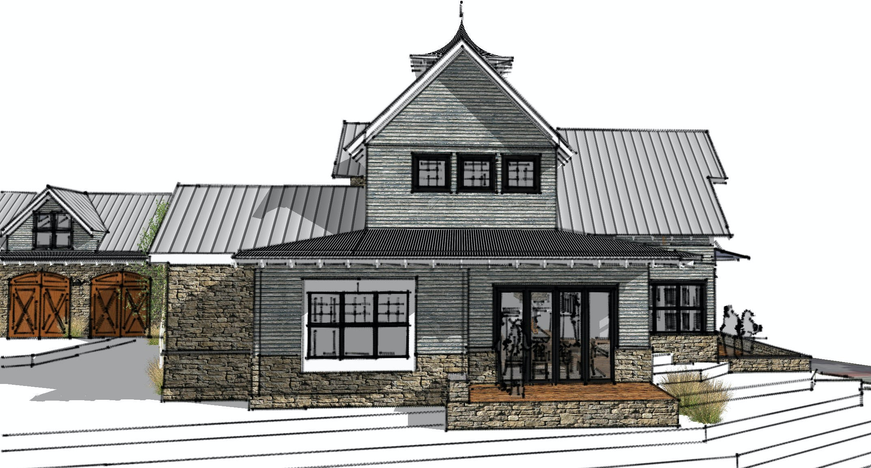 Modern  farmhouse petoskey architect