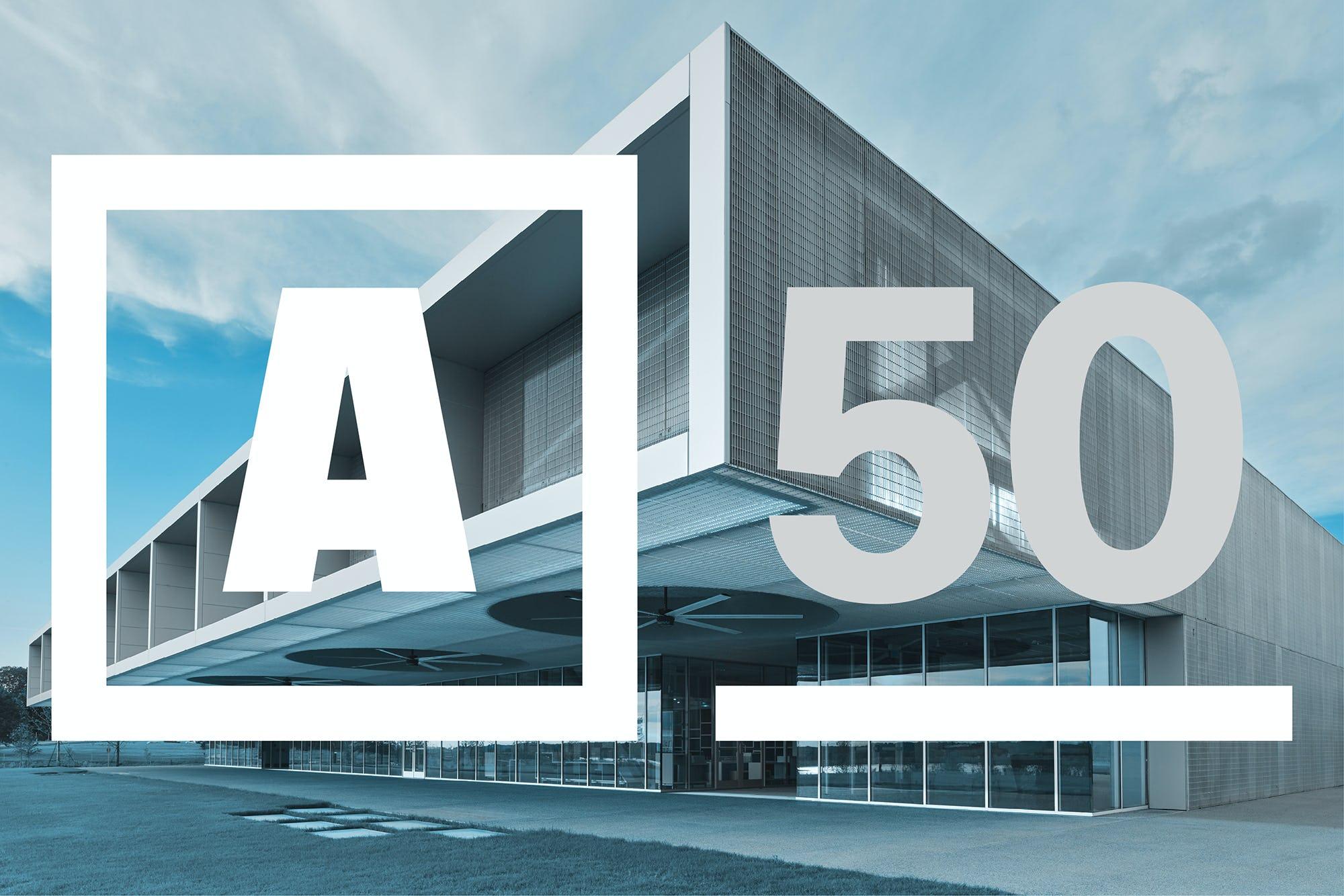 Arch50 2016 design