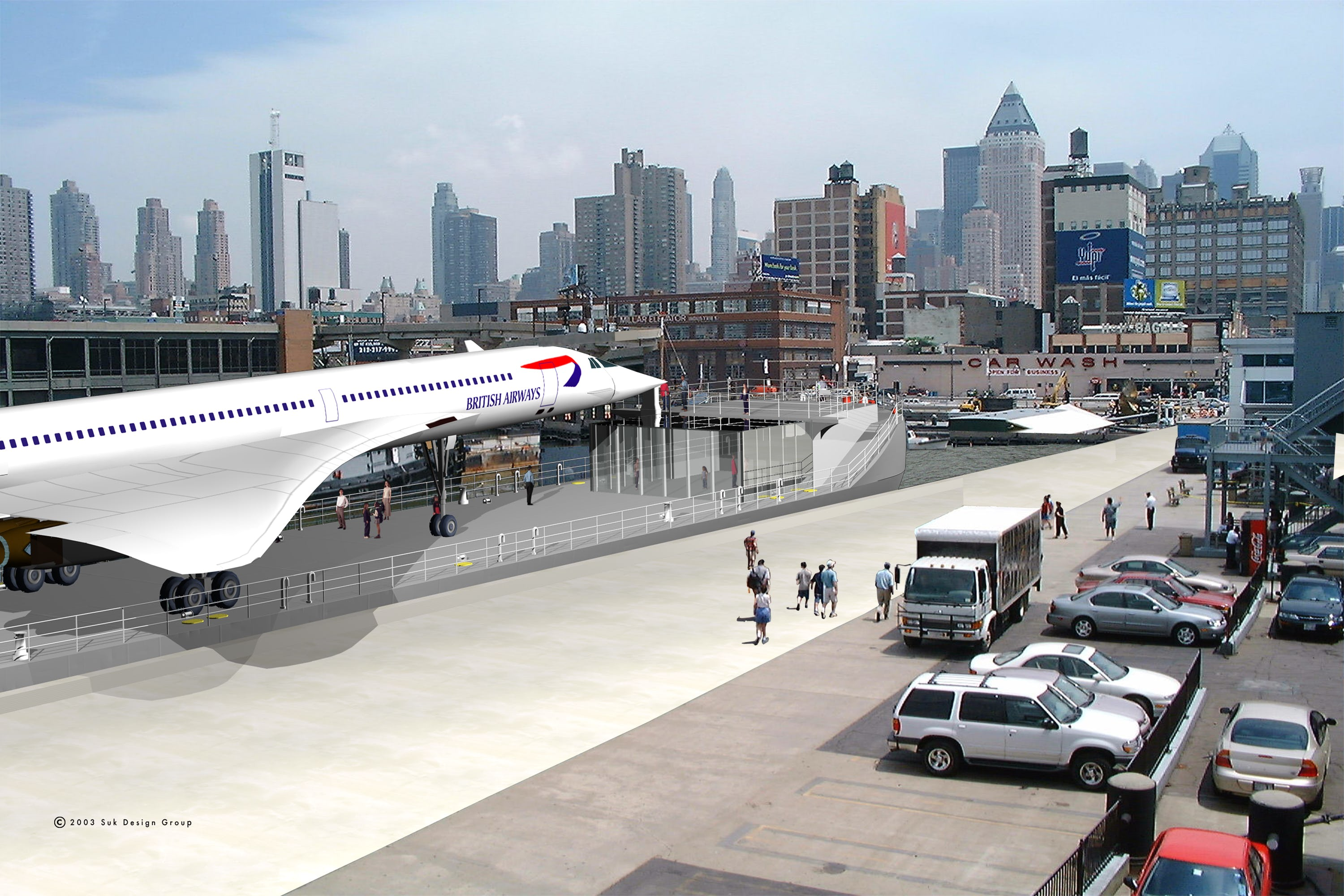 Concorde intrepid 16