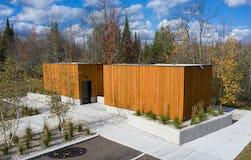 North45 architecture camping camp petosega