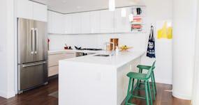 15 kitchen and island