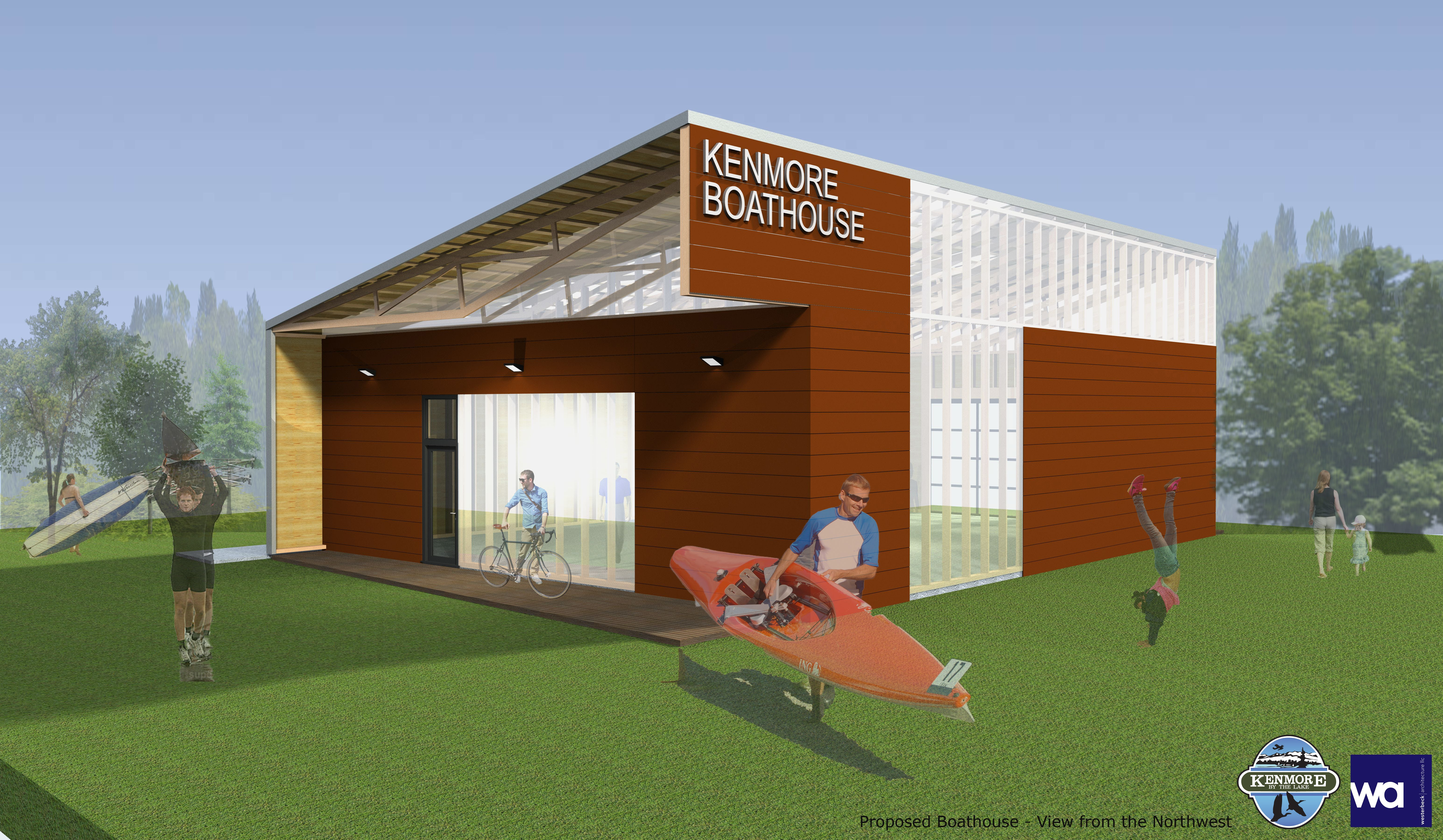Kenmore boathouse flat3