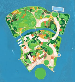 Fantasticoffense universityisland island plan