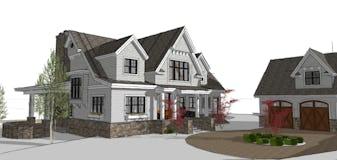 North45 architecture north michigan cottage