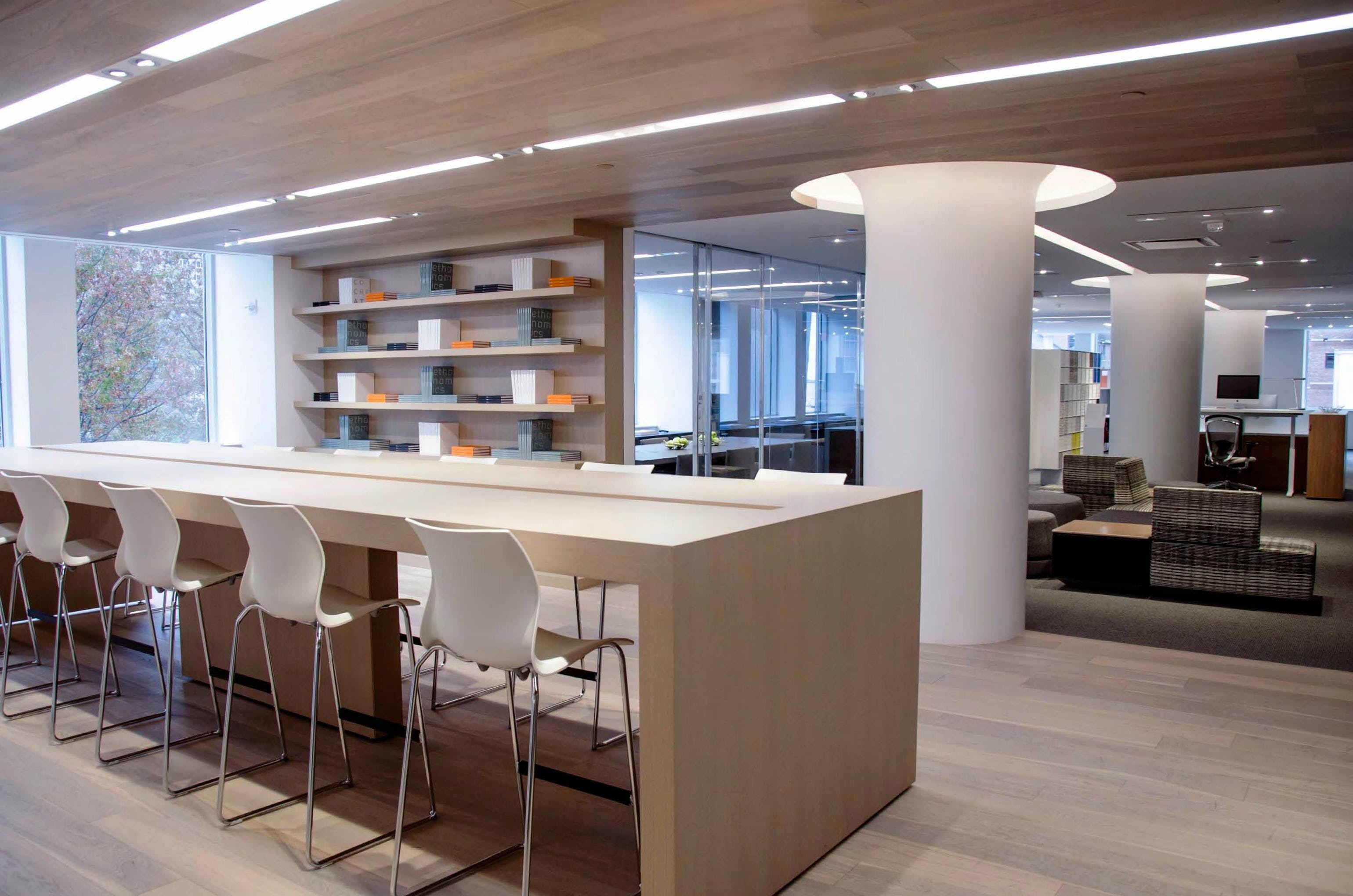 Teknion boston showroom