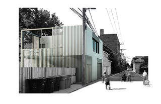 Alley render
