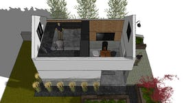 North45 architecture modern simple design