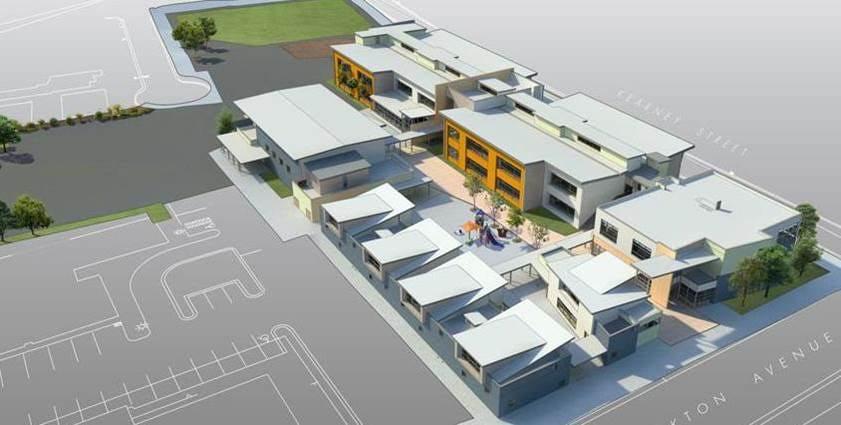 Fairmont es rendering rooftops