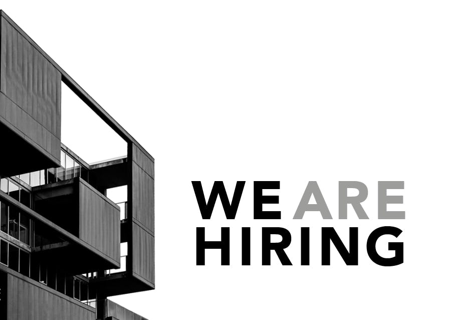 160127 we are hiring web