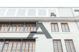 Monograph architecture website template avant post 02