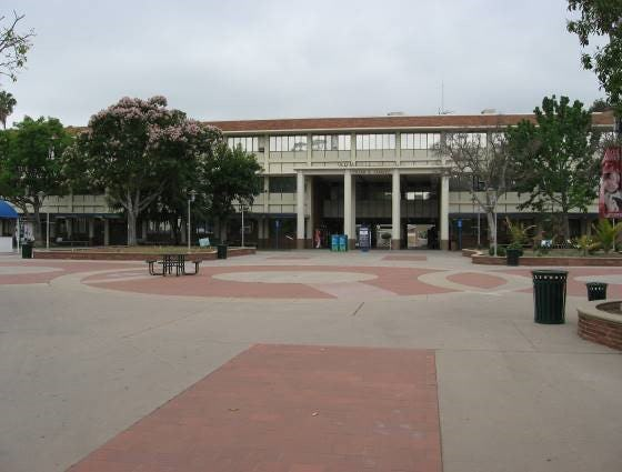 Los angeles city college ada