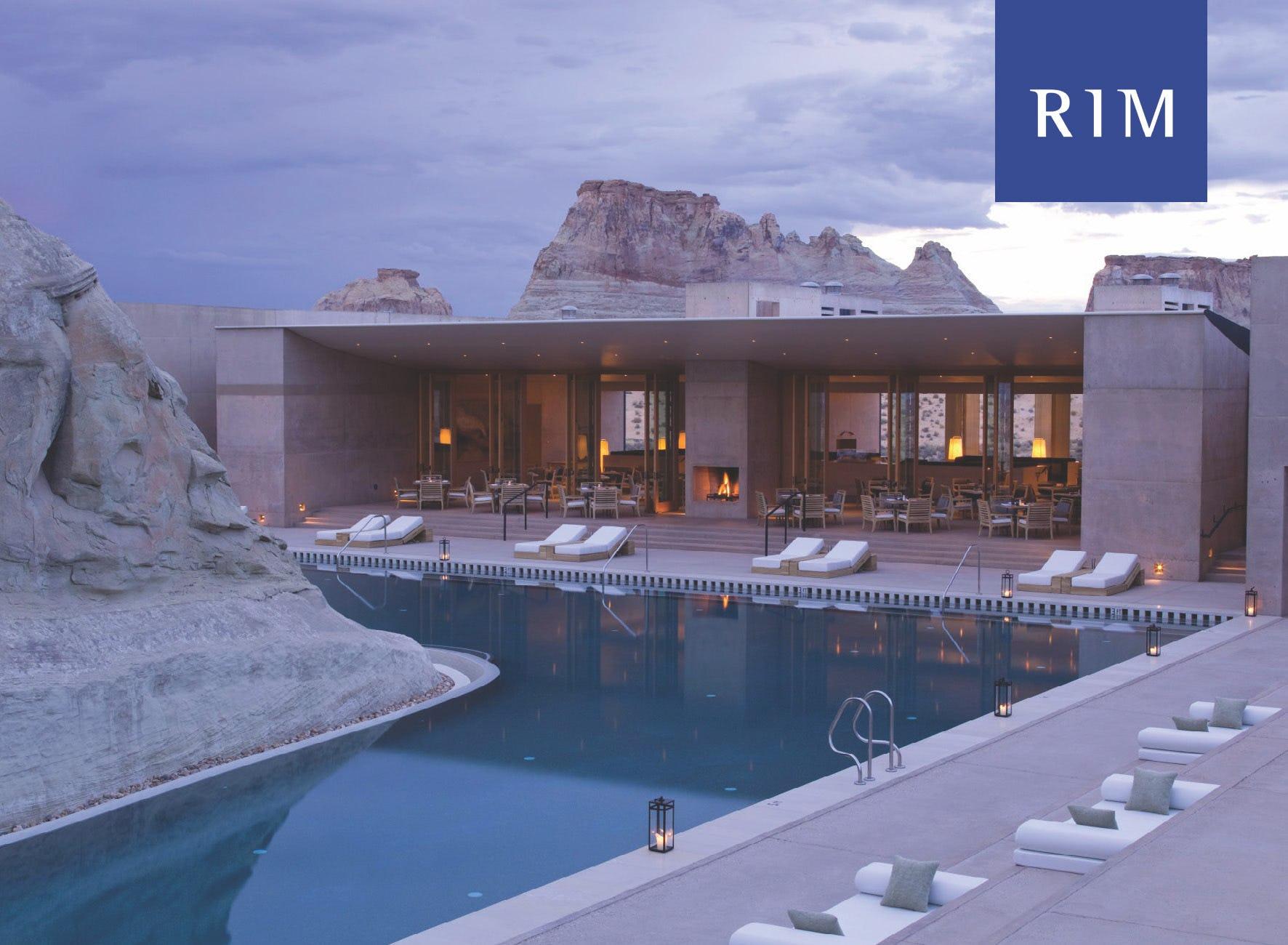 Rim hospitality experience issuu page 01