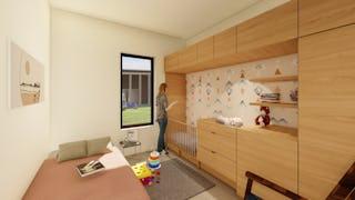 09 modus studio lifehouse bedroom rendering
