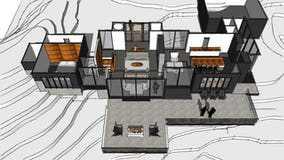 North45 architecture house 91 plan