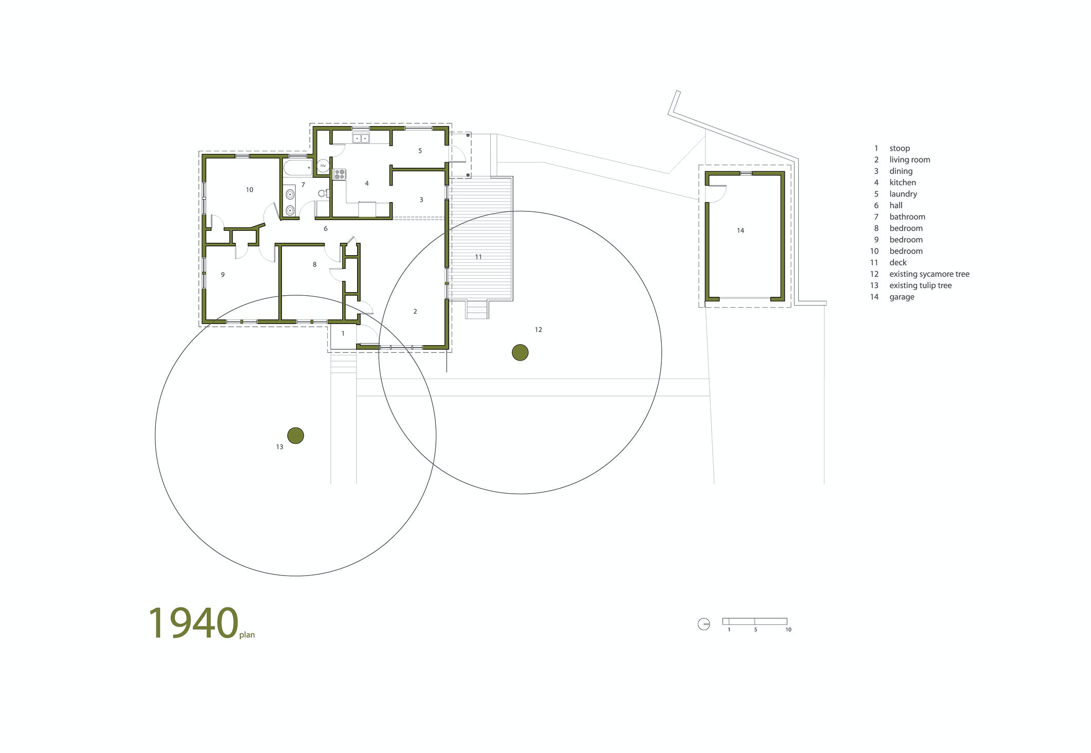 Woolsey 1940 plan