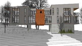 Modern architecture petoskey