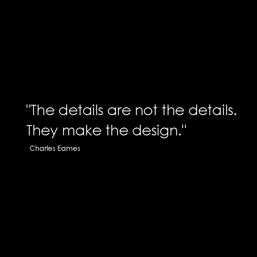 Eames quote