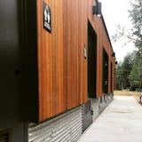 Northern michigan modern architecture campground petoskey