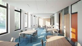 SAGE Senior Center — Ted Porter Architecture