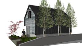 North45 architecture minimalist design