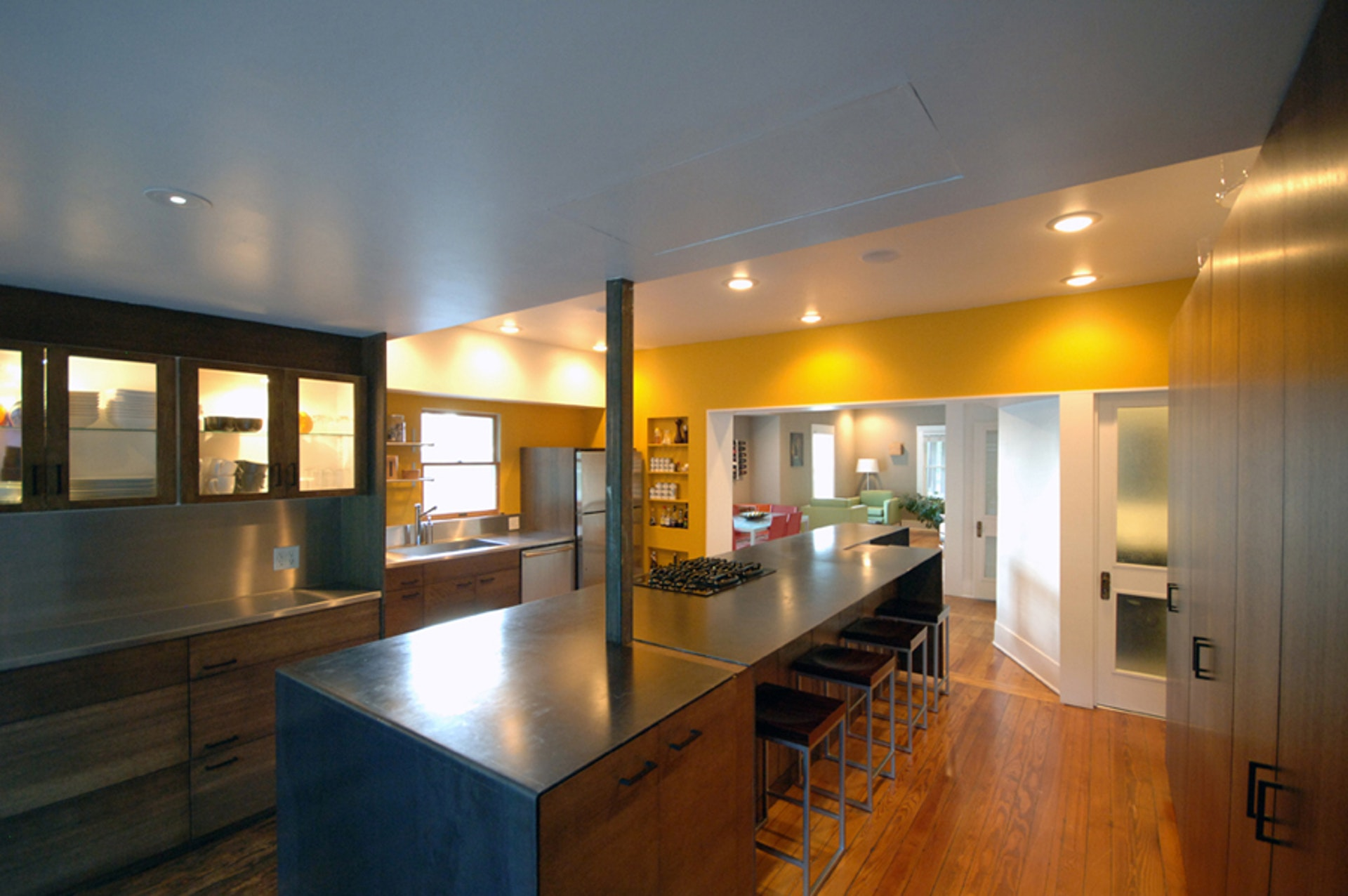 1516 renovation modus studio. Black Bedroom Furniture Sets. Home Design Ideas