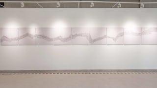 Feifei feng exhibition faultline