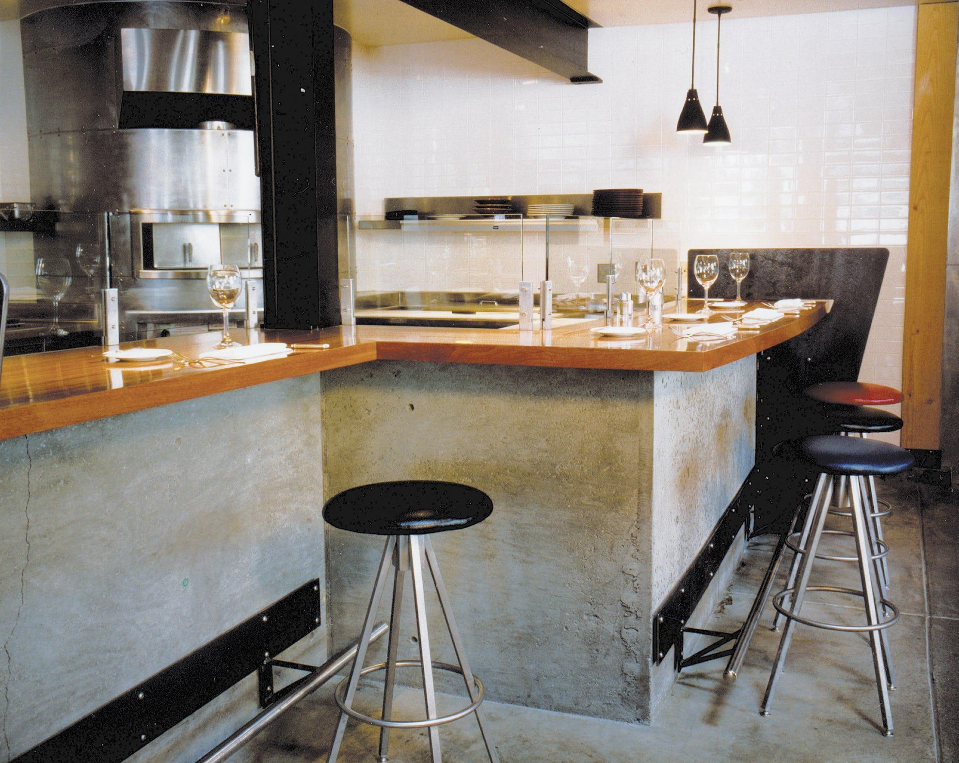 Builtform construction gordons wood kitchen stools modern smaller copy