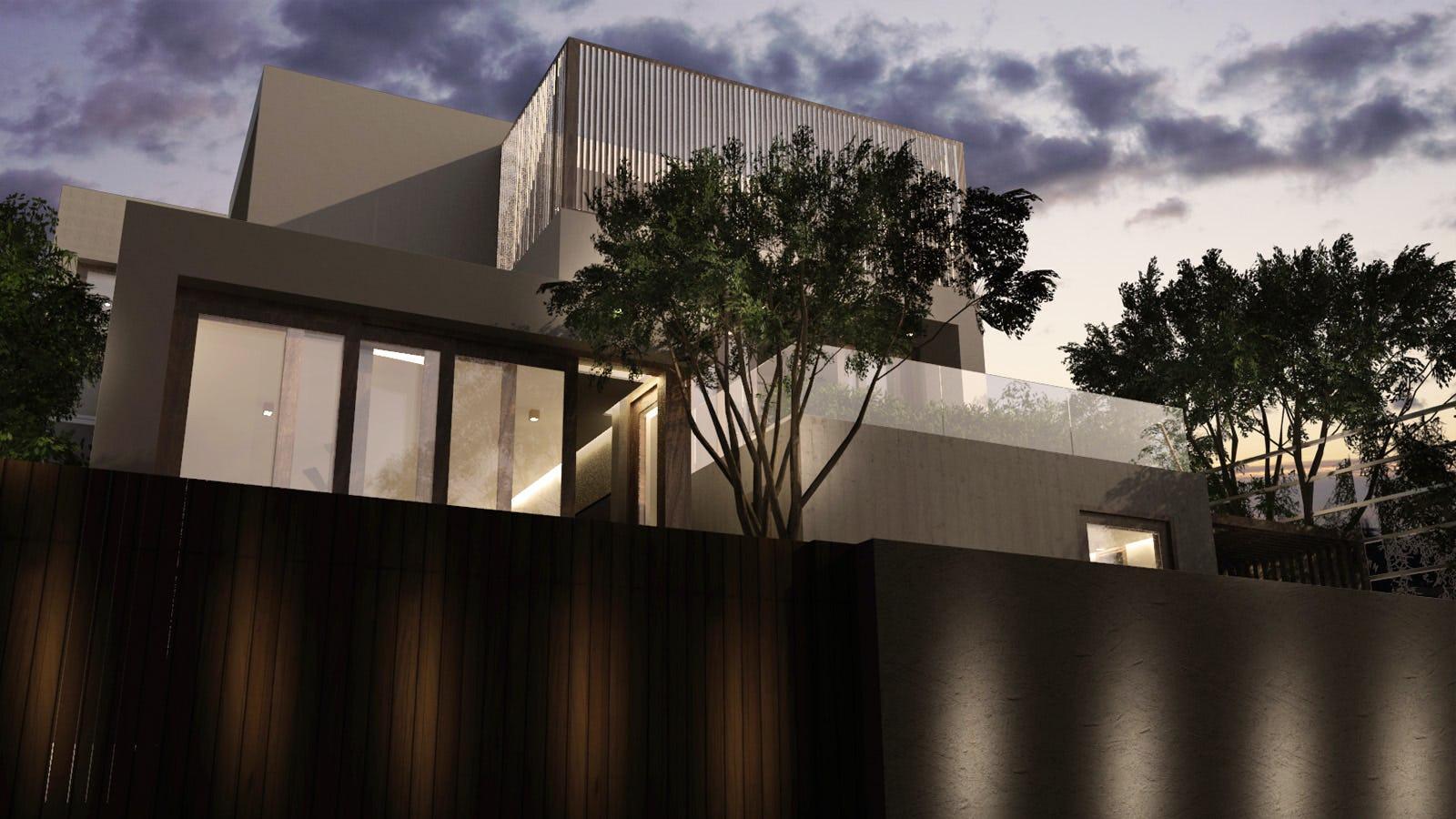 Pasuparthy residence bangalore 01
