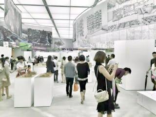 Feifei feng exhibition3