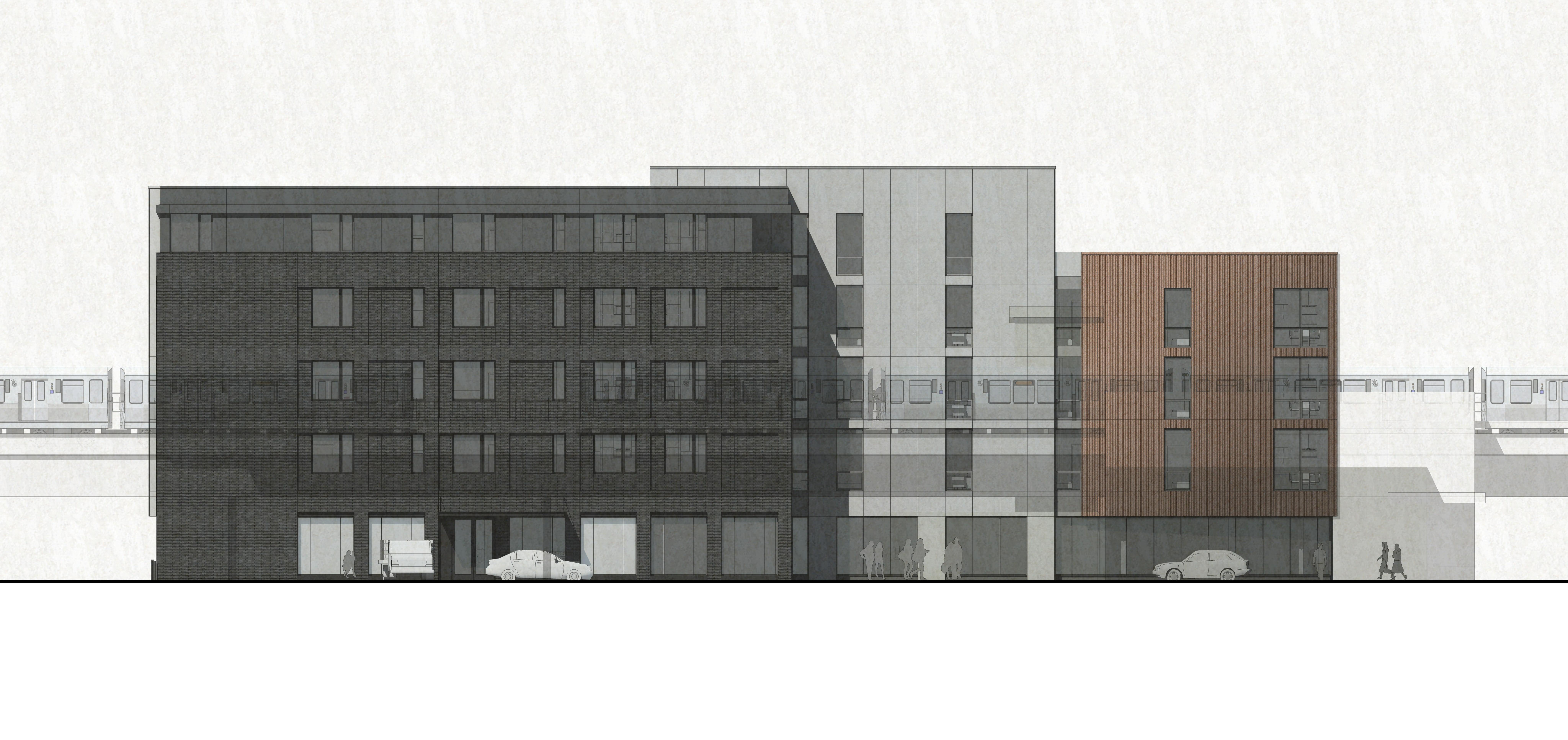 Montrose elevation level architecture incorporated